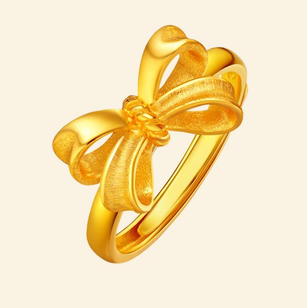 爱情结 戒指